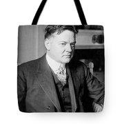 Herbert Clark Hoover Tote Bag