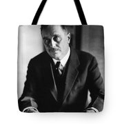 Herbert George Wells Tote Bag