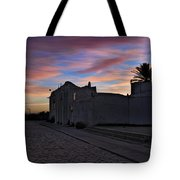 Here Goes The Sun Across The Atlantic Tote Bag