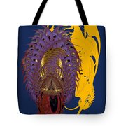 Here In My Heart Tote Bag