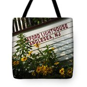Hereford Lighthouse Lifeboat Tote Bag