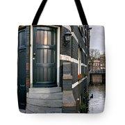 Herengracht 395 Bis. Amsterdam Tote Bag