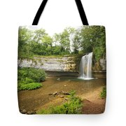 Herisson Waterfalls Tote Bag