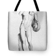 Hermes/mercury Tote Bag
