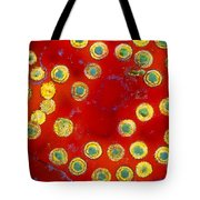 Herpes Virus Tote Bag