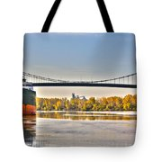 Hi-level Bridge Tote Bag