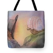 Hiawatha's Hair Tote Bag