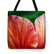 Hibiscus Fandango Tote Bag
