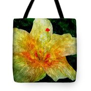 Hibiscus Hiwc Tote Bag