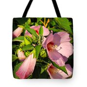 Hibiscus In Summer Tote Bag