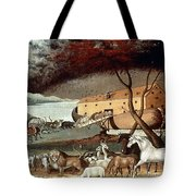 Hicks: Noahs Ark, 1846 Tote Bag by Granger