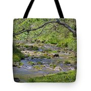 Hidden Creek Tote Bag