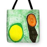Hidden Earth Tote Bag