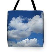 High Clouds Tote Bag