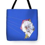 High Flying Character  Tote Bag