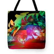 High Hopes Tote Bag by Linda Sannuti