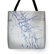 High Jump Tote Bag