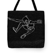High Jump II Tote Bag