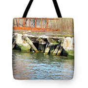 High Line Print 11 Tote Bag