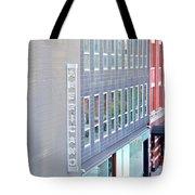 High Line Print 27 Tote Bag