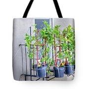 High Line Print 28 Tote Bag