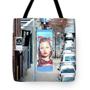 High Line Print 29 Tote Bag