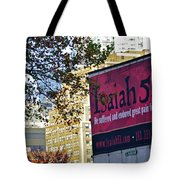 High Line Print 32 Tote Bag