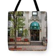 High Line Print 36 Tote Bag