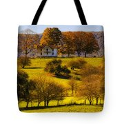 High On A Hill  Tote Bag