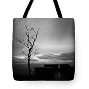 High On The Mountain Top Tote Bag