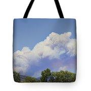 High Park Fire Larimer County Colorado  Tote Bag by James BO  Insogna