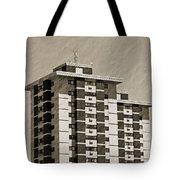 High Rise Apartments Tote Bag