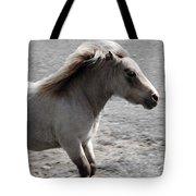 High Spirited Pony Tote Bag
