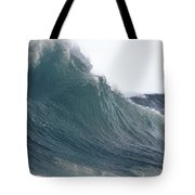High Stormy Seas Tote Bag