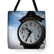 High Time Tote Bag