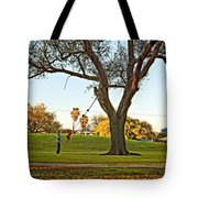 Higher Daddy Tote Bag