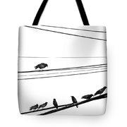Higher Seven  Tote Bag
