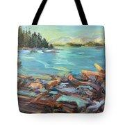 Highest Tide Rebecca Spit Tote Bag