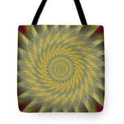 Highspeed Pinwheel Tote Bag