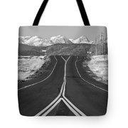 Highway 52   Tote Bag