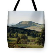Hill And Dale Tote Bag