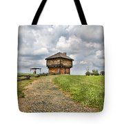 Hill Dweller Tote Bag