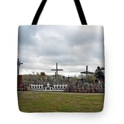 Hill Of Crosses 05. Lithuania Tote Bag