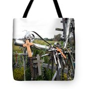 Hill Of Crosses 08. Lithuania Tote Bag