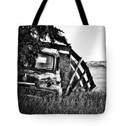 Hill Top Tumble  Tote Bag