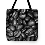 Hills Of Beans Bw Tote Bag