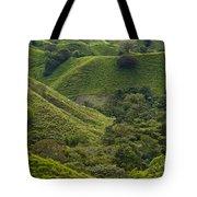 Hills Of Caizan 2 Tote Bag