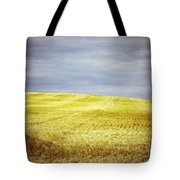 Hills Of Gold Tote Bag