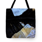 Hills With Stones Tote Bag