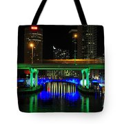 Hillsborough Crossing Tote Bag